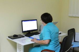 УЗИ диагностика организма в ЛДЦ Полтава
